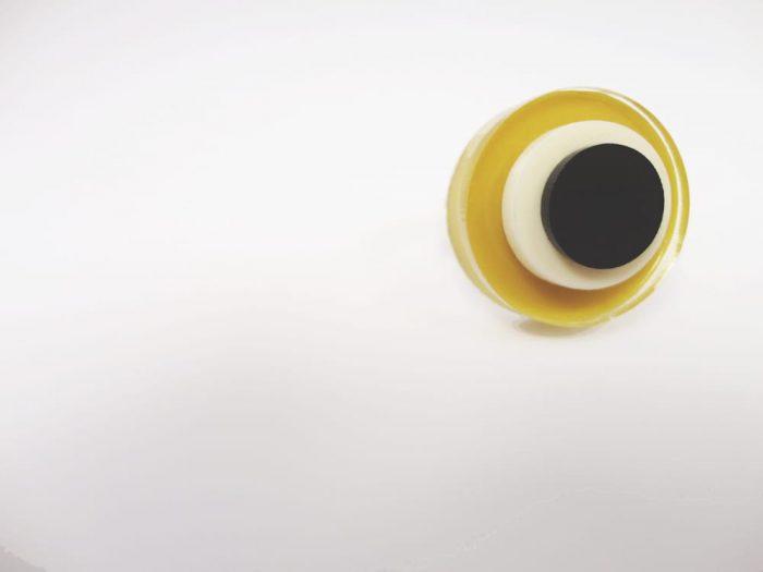 cher plexiglass circle ring