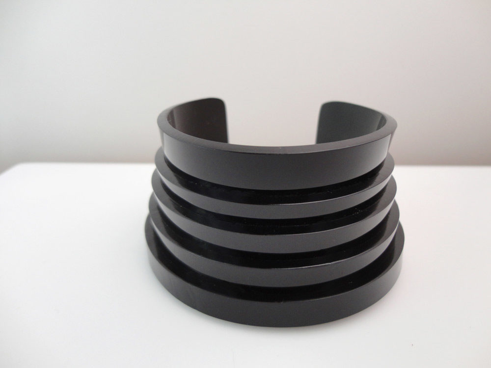 Alter | Black Layers Bracelet 4