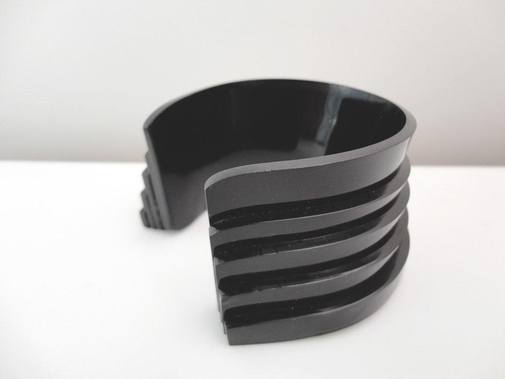 Alter | Black Layers Bracelet 3