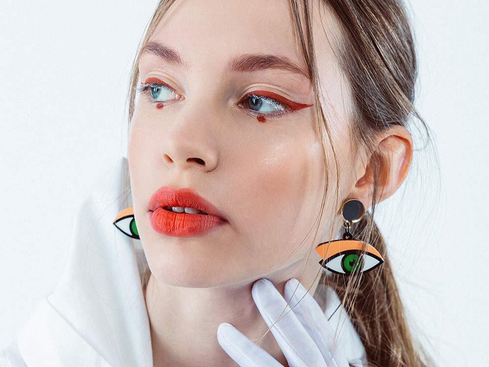 Eyes | Acrylic Earrings 1