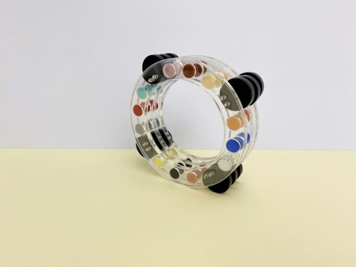 design acrylic bangle