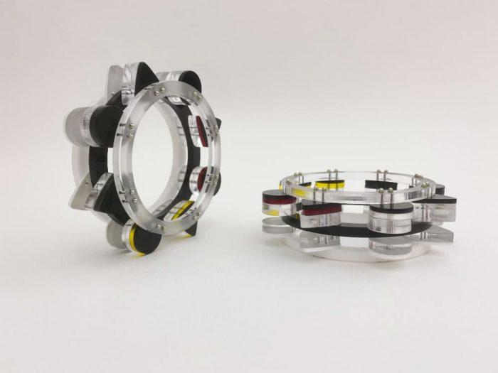 Hypermodern Avantgarde Bracelet