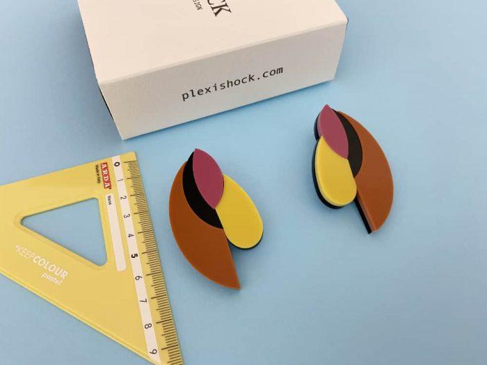 elegant design earrings