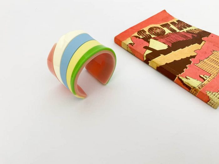 Bracciale Plexiglass Coloratissimo Arcobaleno plexishock